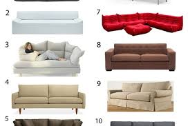 Which Leather Is Best For Sofa The Best Comfortable Couches For Seriously Lazy Lounging
