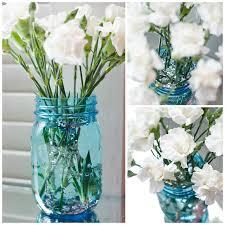 Mason Jar Vases Mason Jar Vase