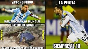 Argentina Memes - memes de la clasificaci祿n de argentina a rusia 2018