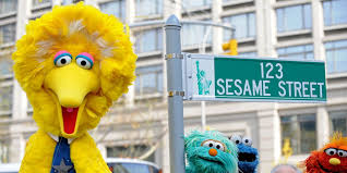 what the voice of big bird confessed just every on the