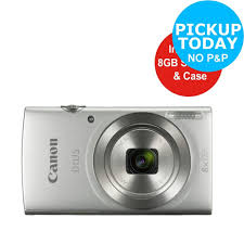 canon red digital cameras with built in flash ebay
