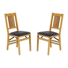 Wood Folding Chairs Buy Wood Folding Chairs From Bed Bath U0026 Beyond
