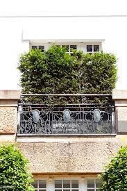 art deco balcony art deco balcony stock photo getty images