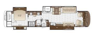 flooring plans king aire floor plan options newmar