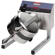 nemco 7020a s silverstone non stick belgian waffle maker with
