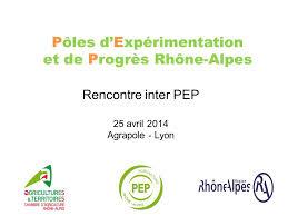 chambre agriculture rhone pôles d expérimentation et de progrès rhône alpes ppt télécharger