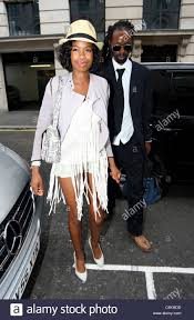 tolula adeyemi arrives for the finale party of u0027the hills u0027 at the