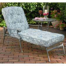 Kmart Jaclyn Smith Cora Patio Furniture by Jaclyn Smith Palermo Replacement Chaise Lounge Cushion Jacqueline