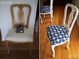 Refurbished Chairs Before After Chair 1 Mend