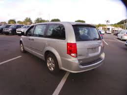 pre owned 2012 dodge grand caravan mini van passenger in