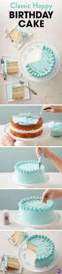 how to your birthday cake best 25 diy birthday cake ideas on fondant recipe for