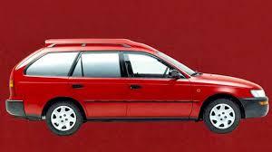 toyota corolla station wagon commercial u00271992 u201397 youtube