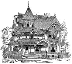 victorian house plans free in houses clip art old small hra022