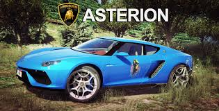 lamborghini asterion side view lamborghini asterion 2015 add on replace gta5 mods com