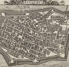 Lucca Italy Map Sehenswerte Stadtmauer Lucca Das Schönste Mauerblümchen Der