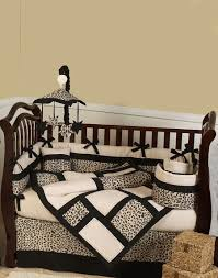 cheetah bedding for girls cheetah crib bedding set home inspirations design