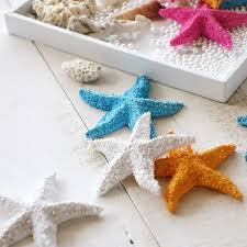 starfish decorations resin starfish decorations set of 4 apollobox