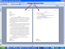 Example Of Research Essay Term Paper Examples Introduction