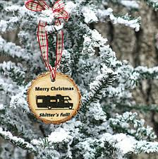 rustic vacation ornament shitters national