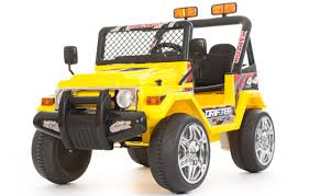 toy jeep for kids jeep wrangler 12v battery powered electric ride on toy kids car