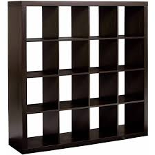White Storage Bookcase by Better Homes And Gardens 16 Cube Organizer Multiple Colors