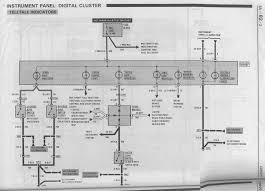 batee com 1984 1989 c4 corvette digital cluster instrument gauge