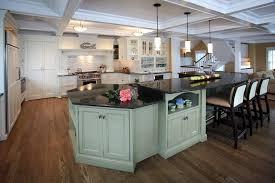 extraordinary multi level island kitchen beach style with