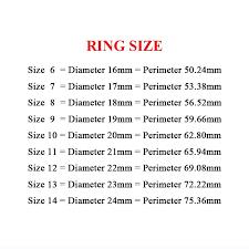 men ring sizes aliexpress buy wawfrok stainless steel ring women men rings