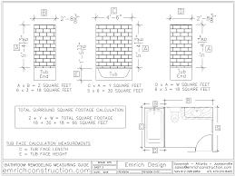 bathroom remodel cost estimate calculator bathroom remodel cost