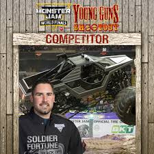 how to become a monster truck driver for monster jam monster jam world finals xvii young guns shootout monster jam