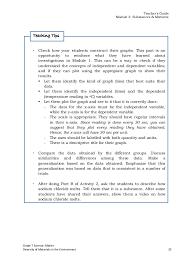 integrated science module for grade 7 quarter 1 2
