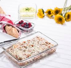 Food Storage Glass Containers Fresh Glass Food Storage Container Zyliss Usa U2013 16 9 Oz