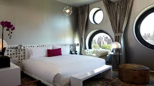 Grey And White Master Bedroom Master Bedroom Round Black And Glass Windows Round Pendant