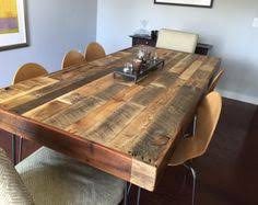 Apartment Size Kitchen Tables by Custom Reclaimed Wood Farm Dining Table Walnut Farmhouse Harvest