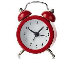 weird clocks when do the clocks go back and when do they go forward again