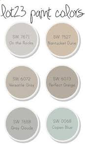 sherwin williams nantucket dune basement our home colors
