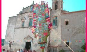 candelieri di nulvi i candelieri di nulvi in anglona un antica tradizione di fede in
