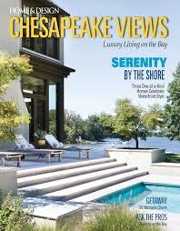 Home Design Chesapeake Views Magazine   chesapeake views winter 2016 archives home design magazine
