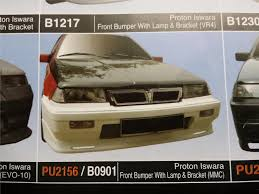 mitsubishi iswara proton iswara front bumper with lap u0026 end 3 8 2017 5 58 pm