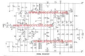 circuit diagram of home theater 300 1200w mosfet amplifier for professionals