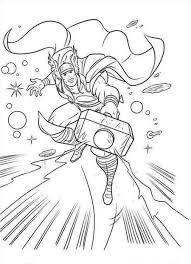 marvel heroes coloring pages eliolera com