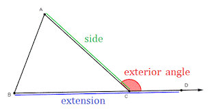 angle properties of triangles wyzant resources