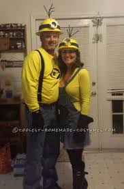 Minion Halloween Costume Diy Best 25 Minion Costume Ideas