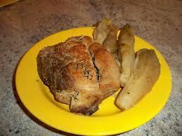 cuisiner une rouelle de porc en cocotte minute recette de rouelle de porc à la cocotte la recette facile