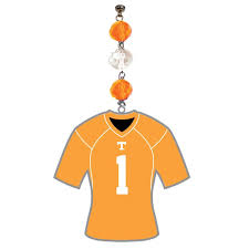 of tennessee team garland set of 3 magnetic ornament