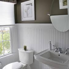 beadboard bathroom ideas white beadboard bathroom complete ideas exle
