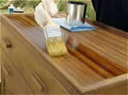 how to get stains out of wood table wood finishes 101 diy
