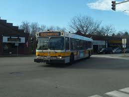 Boston Mbta Bus Map by Miles On The Mbta 80 Arlington Center Lechmere Station Via