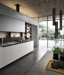 mix the styles in the kitchen archi living com