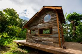 Tiny Home Builders Oregon Jay Nelson U0027s New Tiny House In Hawaii The Shelter Blog
